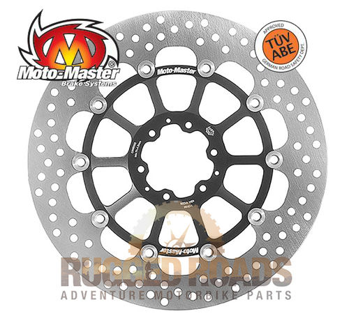 Moto-Master Halo Front Brake Disc – CRF1000/CRF1100 (all models)