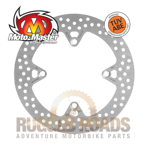 Moto-Master Halo Rear Brake Disc – CRF1000/CRF1100 (all models)