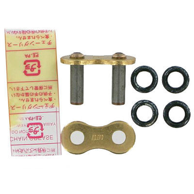 525/VX DID chain 94/links x Open Ring//–/With Rivet Link