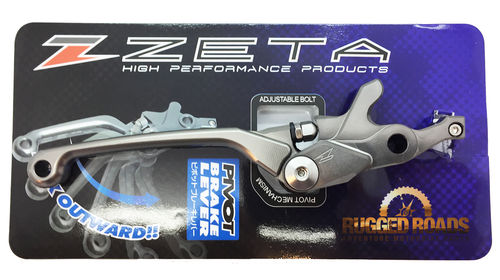 Zeta Pivot Brake Lever - CRF1000 (all models)
