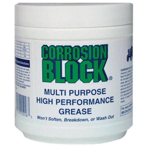 Corrosion Block Grease - 16oz / 454g Tub