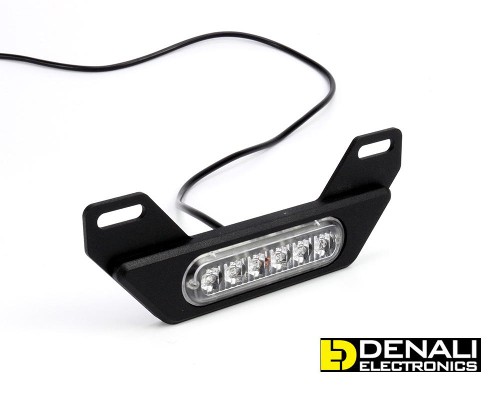 Auxiliary Led License Plate Brake Light