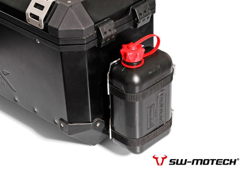 SW Motech TRAX 2Ltr Canister Kit For TRAX accessory mount