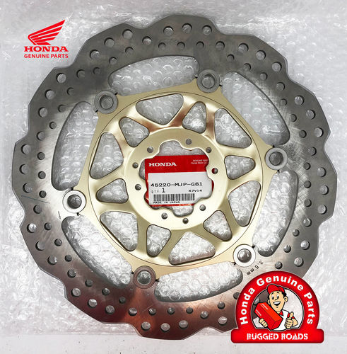 OEM Honda LEFT front Brake Disc - CRF1000 (2016>)
