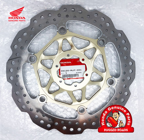 OEM Honda RIGHT front Brake Disc - CRF1000 (2016>)