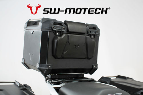 SW Motech Passenger Backrest for TRAX ADV Topcase