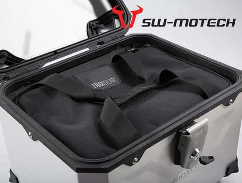 SW Motech TRAX top case inner bag