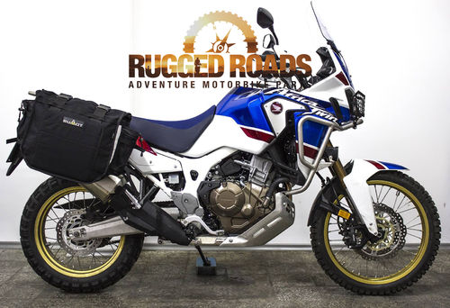 Bumot XTREMADA V2 Soft Pannier System - CRF1000 and Adventure Sport (2018/19)
