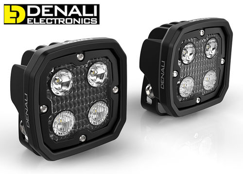 DENALI 2.0 DR4 TriOptic LED Light Kit with DataDim Technology
