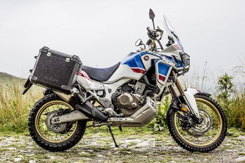 Bumot Defender EVO Pannier System - CRF1000 and Adventure Sport (2018/19)