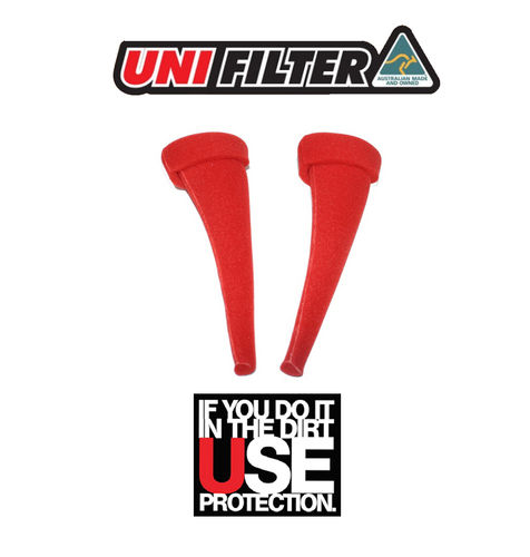 UNIFilter Snorkel Pre-Filter Kit - CRF1000 and CRF1000 Adventure Sport (2016-19)