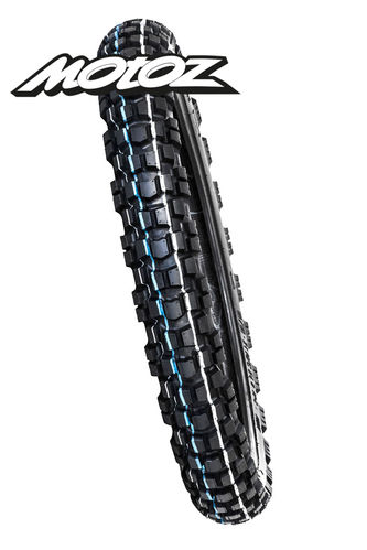 Motoz Tractionator Rall Z TRXQ 90/90-21 54 Q TL Front Tyre
