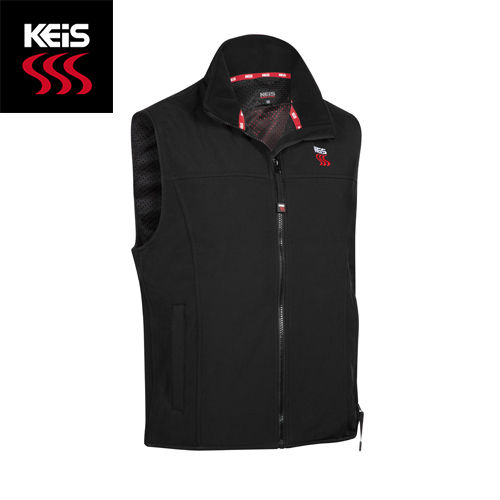 Keis B101 Comfort Heated Bodywarmer (Dual Power)