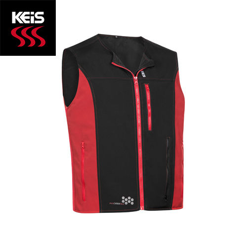 Keis V501 Premium Heated Vest (Dual Power)