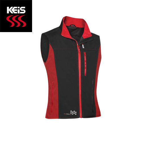 Keis B501W Premium Heated Ladies Bodywarmer (Dual Power)