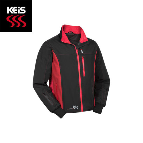 Keis J501 Premium Heated Jacket (Dual Power)