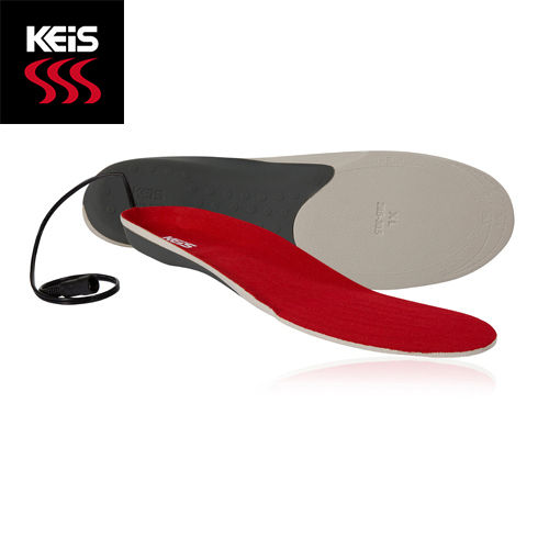 Keis S102 Heated Insoles (Dual Power)