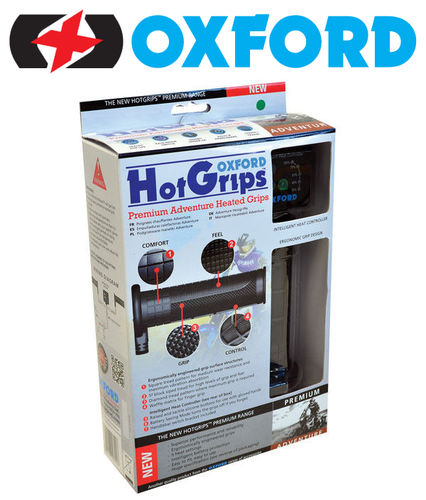Oxford Heated Grips Premium - Adventure