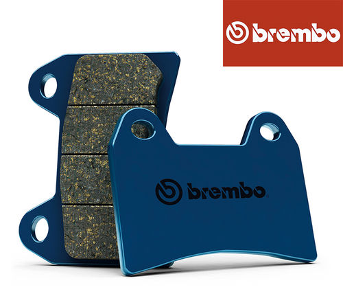 Brembo Carbon Ceramic PARK Brake Pads - DCT CRF1000 (2016-19)