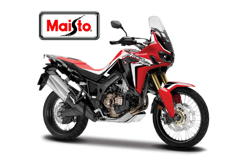 Honda CRF1000 Africa Twin - Maisto 1:18 Scale Model