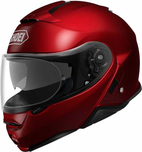Shoei Neotec II - Wine Red