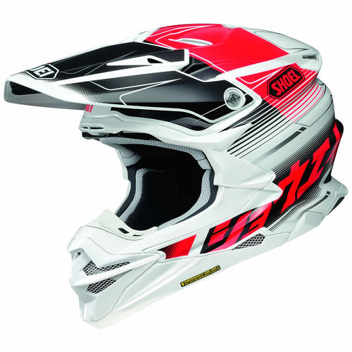 Shoei VFX-WR - Zinger TC1