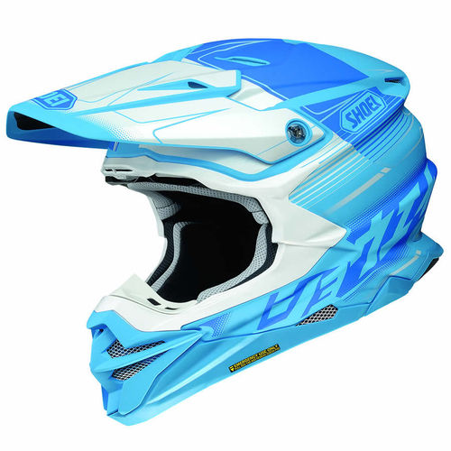 Shoei VFX-WR - Zinger TC2