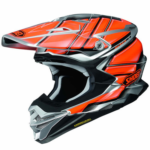 Shoei VFX-WR - Glaive TC8