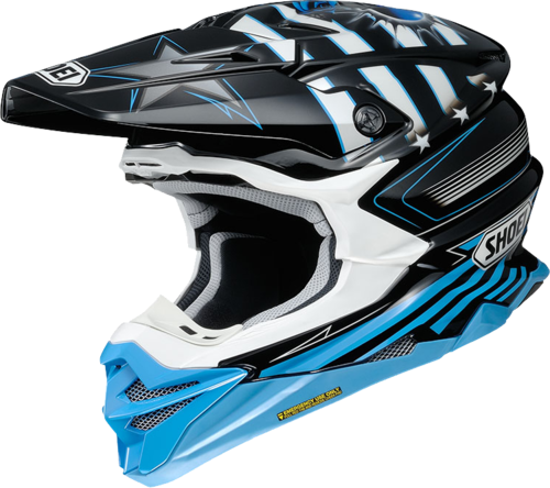 Shoei VFX-WR - Grant TC2