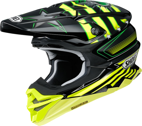 Shoei VFX-WR - Grant TC3