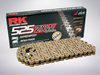 RK Racing Chain 525ZXW124 ZXW Series X-Ring Chain - GOLD