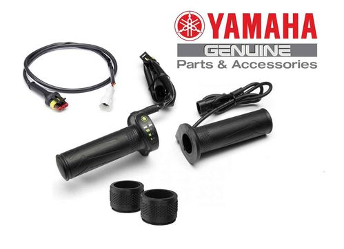 OEM Yamaha Heated Grips FULL KIT - Tenere 700 (2019>)