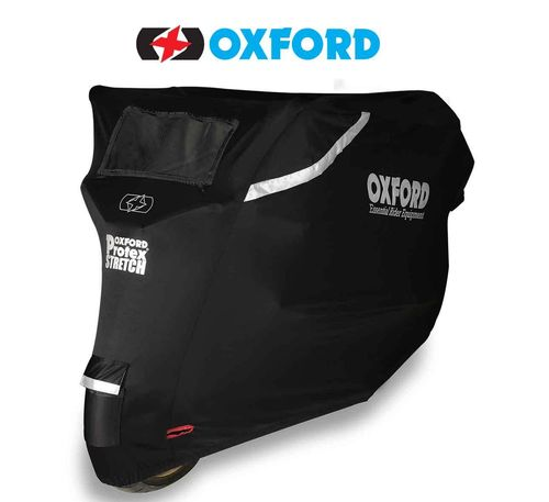 Oxford Protex Stretch Outdoor Premium Stretch-Fit Cover - XL