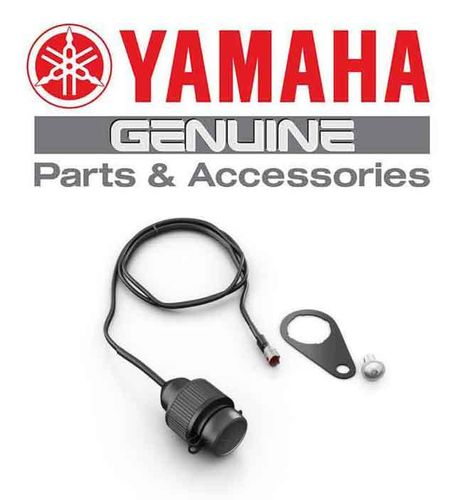 OEM Yamaha 12V Accessory Socket