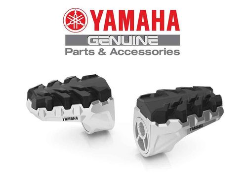 OEM Yamaha Adventure Footpegs - Tenere 700 (2019>)
