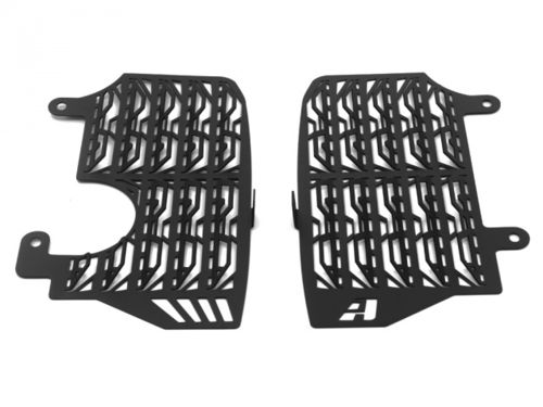 AltRider Radiator Guards CRF1000 Black