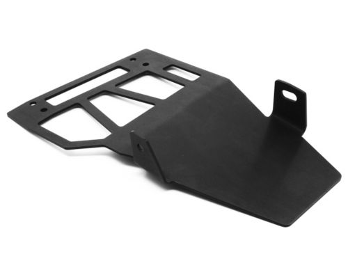 AltRider Skid Plate Extension CRF1000L Africa Twin - Black