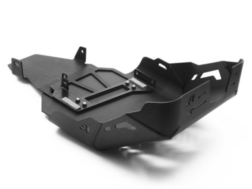 AltRider Skid Plate with Extension CRF1000L Africa Twin Black