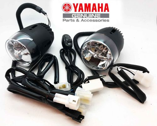OEM Yamaha PIAA70 LED Fog Light Kit - Tenere 700 (2019>)