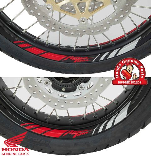 OEM Honda Off Road Wheel Stripe