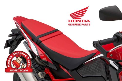 OEM Honda Low Seat - RED - CRF1100