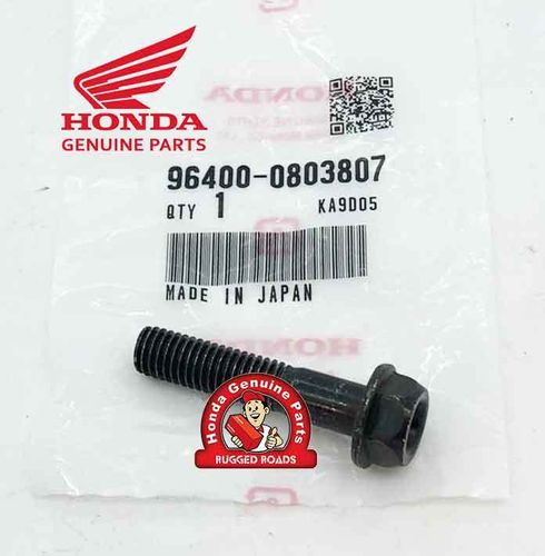 OEM Honda Front Subframe Bolts 8X38 - RD03/04 (1988-92)