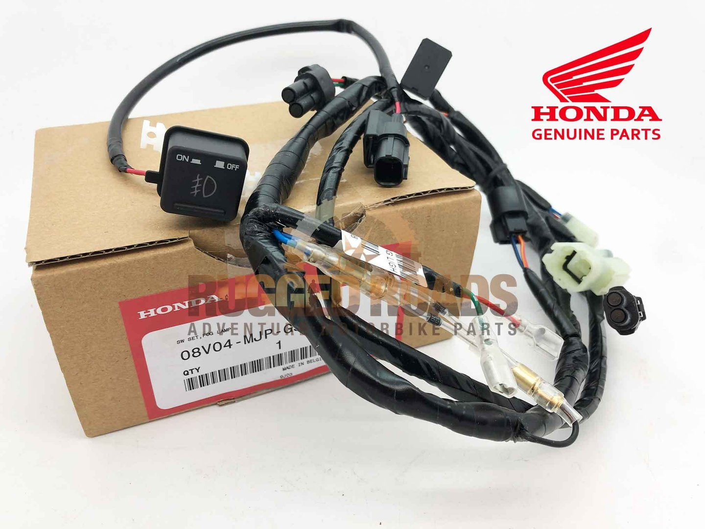 Plug And Play Light Loom With Oem Switch