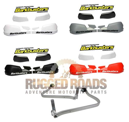 Barkbusters Handguard Kit with VPS Guards - CRF1100 (all models)