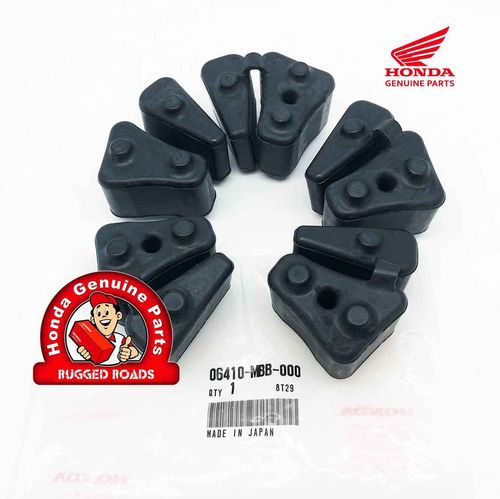 OEM Honda Cush Drive Rubbers - CRF1000 / CRF1100 (all models)