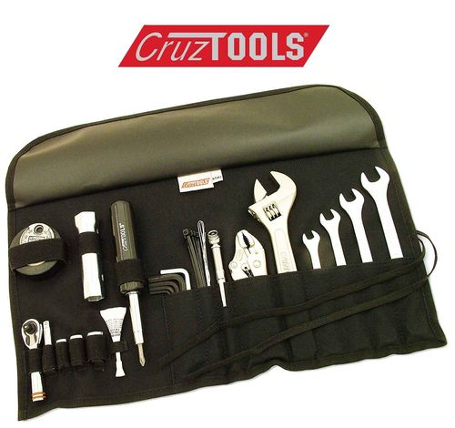 CruzTools Roadtech M3 Tool Kit for Japanese and European Bikes