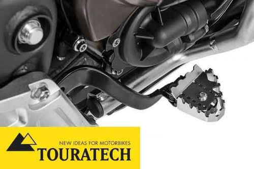 Touratech Brake Pedal Extension - Tenere 700
