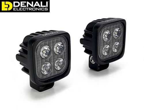 DENALI S4 TriOptic LED Light Kit with DataDim Technology