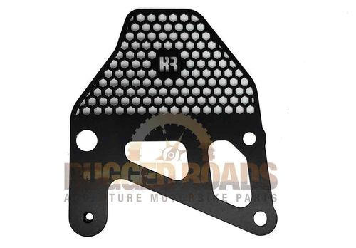 Throttle Mechanism Guard - Tenere 700