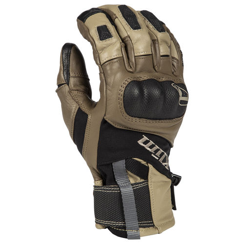 KLIM Adventure GTX Short Glove - TAN